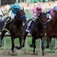 American Pharoah wins Haskell Stakes