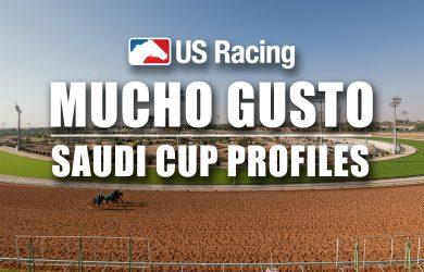 Saudi Cup Betting Odds Mucho Gusto Profile