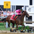 War of Will wins the Preakness Stakes - US Racing Photo