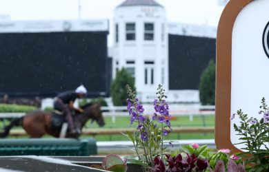 Morning Training at Churchill Downs - Photo Courtesy of Churchill Downs