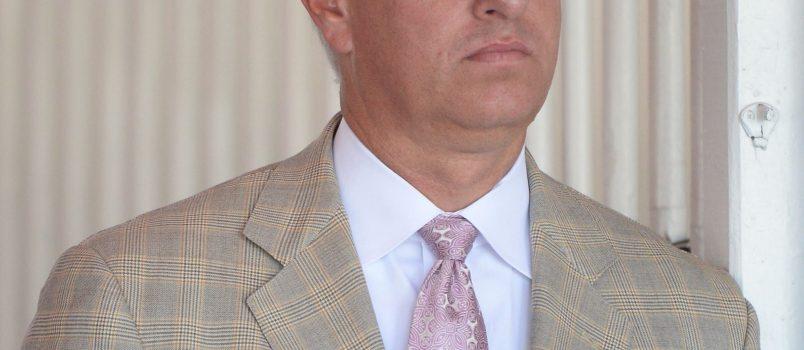 Todd Pletcher Photo Courtesy of NYRA