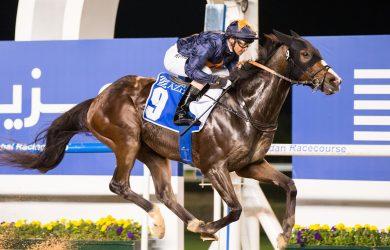 Photo Courtesy of Dubai Racing Club and Erika Rasmussen