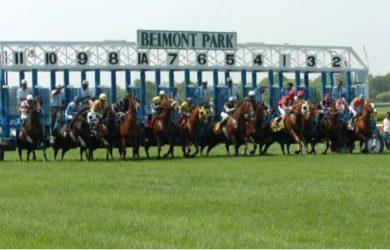 Belmont Park - Photo Courtesy of NYRA