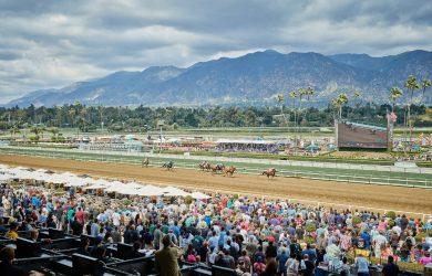 Santa Anita Park - Photo Courtesy of  Santa Anita Park